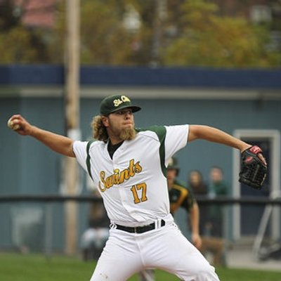 * RHP Kyle Breitner pitched a complete-game shut out for the Etobicoke Rangers against the Burlington Brants.