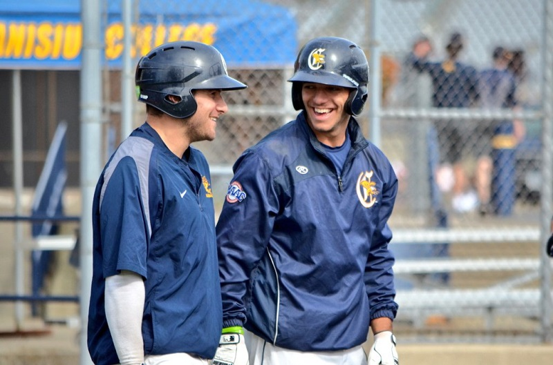 * Connor Panas (Toronto, Ont.) MVP of the MAAC tourney and Brett Siddall (Windsor, Ont.) MAAC player of the year and the Canisius Golden Griffs open the NCAA regional in Springfield, Mo. against the Missouri State Bears and Joey Hawkins (Whitby, Ont.).