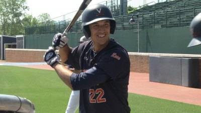 Another June, another trip to Omaha and the College World Series for former Ontario Blue Jays INF Dany Pinero (Toronto, Ont.) of the Virginia Cavaliers.