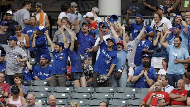 SECTION 108 PAUSES TO REFLECT ON THE STREAK THAT WAS (photo: Mark Duncan/CP)