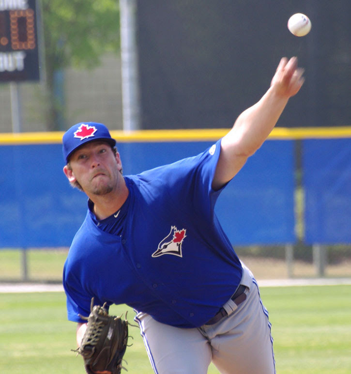 LHP John Anderson allowed two runs in six innings for double-A New Hampshire.