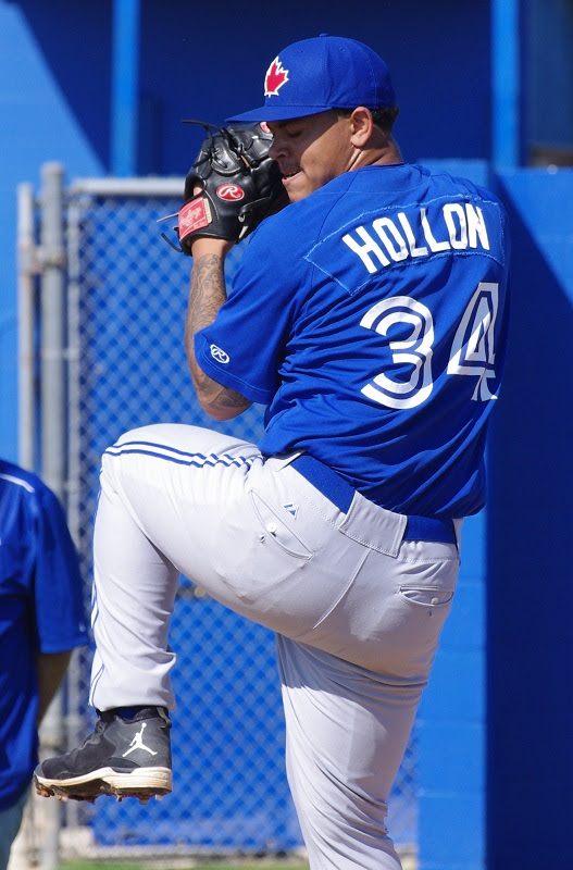 RHP  Clinton Hollon is the anchor of the Vancouver Canadians starting rotation. Photo: Jay Blue.