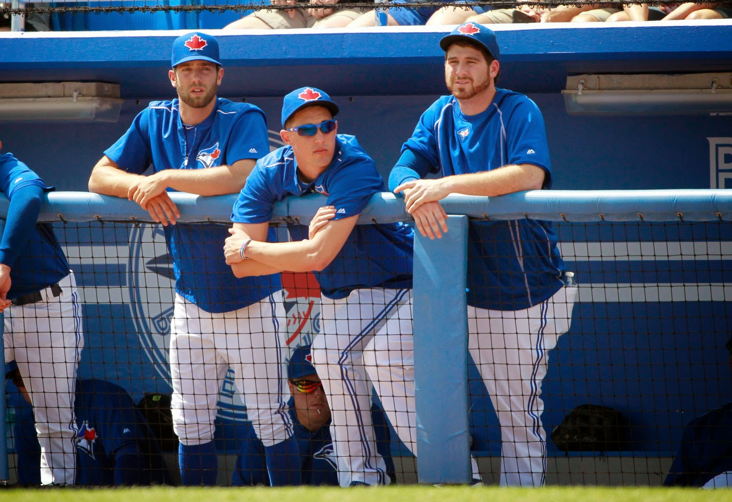 DO THE JAYS NEED TO IMPROVE THEIR STAFF? OR CAN THEY HIT THEIR WAY TO THE TOP?