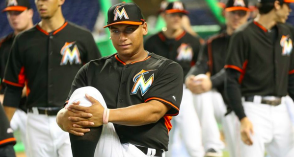 1B Josh Naylor (Mississauga, Ont.) was given a $2.25 Million signing bonus by the Miami Marlins.