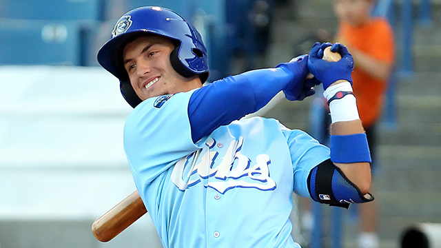 OF Albert Almora, a Chicago Cubs prospect,   ranked No. 49 on MLB.com's Top 100 prospects list heads Team USA's Pan Am roster.
