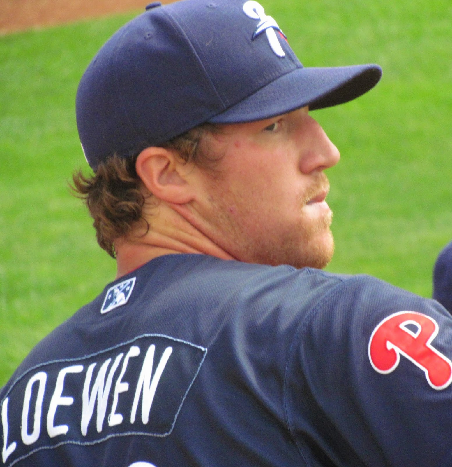 Adam Loewen (Surrey, BC) has a 2.05 ERA as well as 39 strikeouts in 30 2/3 innings at triple-A Lehigh Valley, one phone away from making it to the majors with the Philadelphia Phillies.