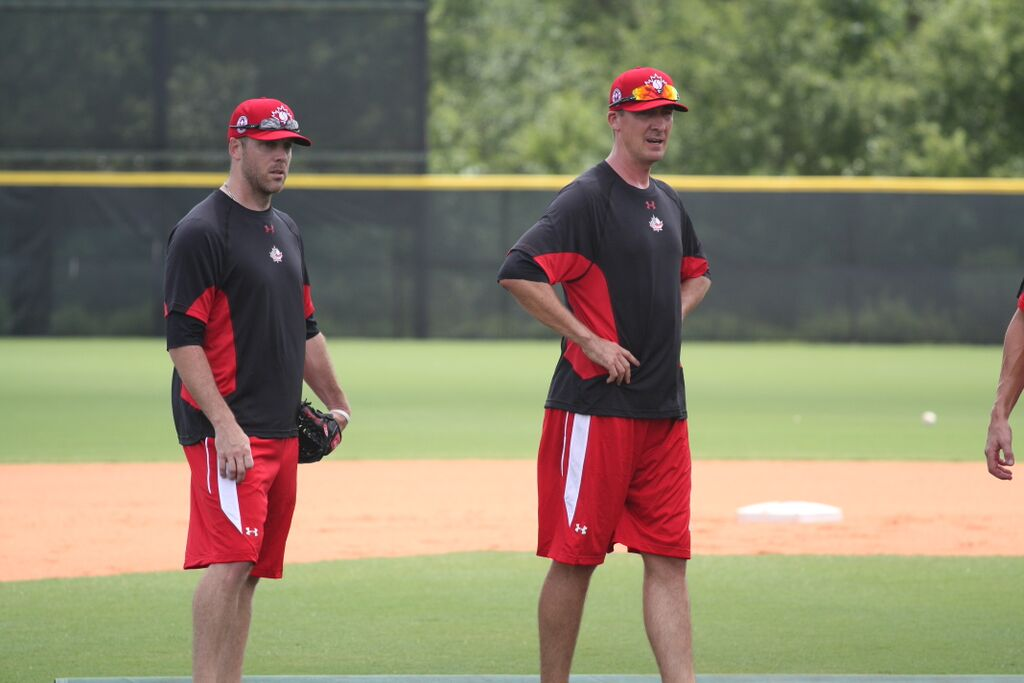 RHP Shawn Hill (Georgetown, Ont.) and RHP Scott Richmond (North Vancouver, BC) are two holdovers from the gold medal-winning Pan Am team of 2011.