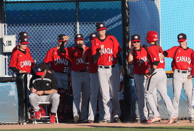 And another run crosses the plate as the Canadian womenbeat Venezuela 9-3 to move to 2-0 in the Pan Am Games.