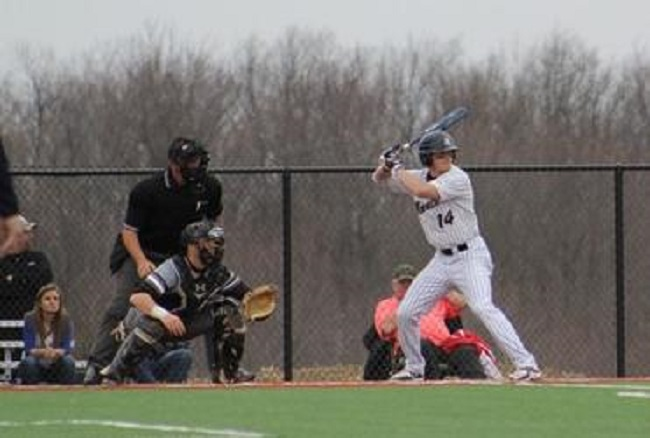 Connor Bowie (Ancaster, Ont.) earned all-star honors in the New York State Collegiate League with the Sherrill Silversmiths.