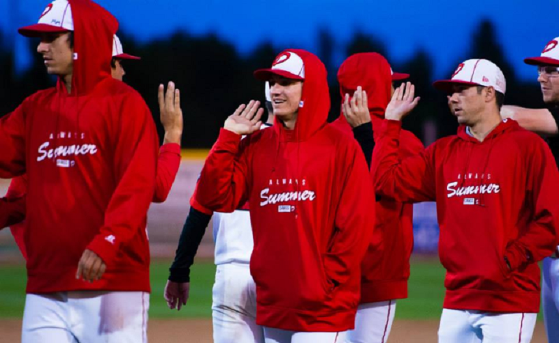 The Okotoks Dawgs and Lethbridge Bulls meet yet again -- for the fifth time in five years -- in the openeing round of the WMBL playoffs.