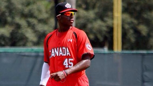 OF Demi Orimoloye (Orleans, Ont.) is one of the bats Canada is counting on as it embarks on a warm-up tourney in Australia and the World 18U in Japan.