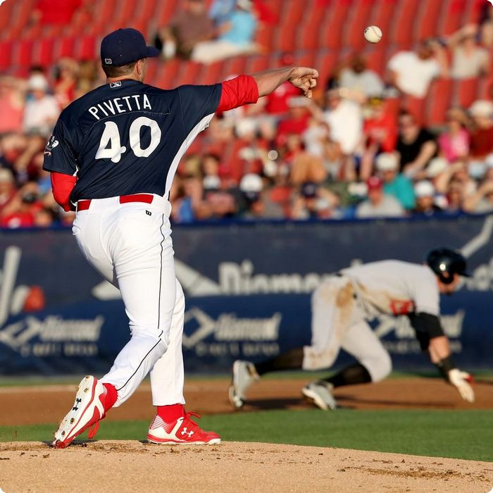 When the Philadelphia Phillies moved RP  Jonathan Papelbon.to the Washington Nationals they asked for  RHP Nick Pivetta (Victoria, BC) in return. Pivetta was the Canadian Baseball Network pitcher of the year in 2014.