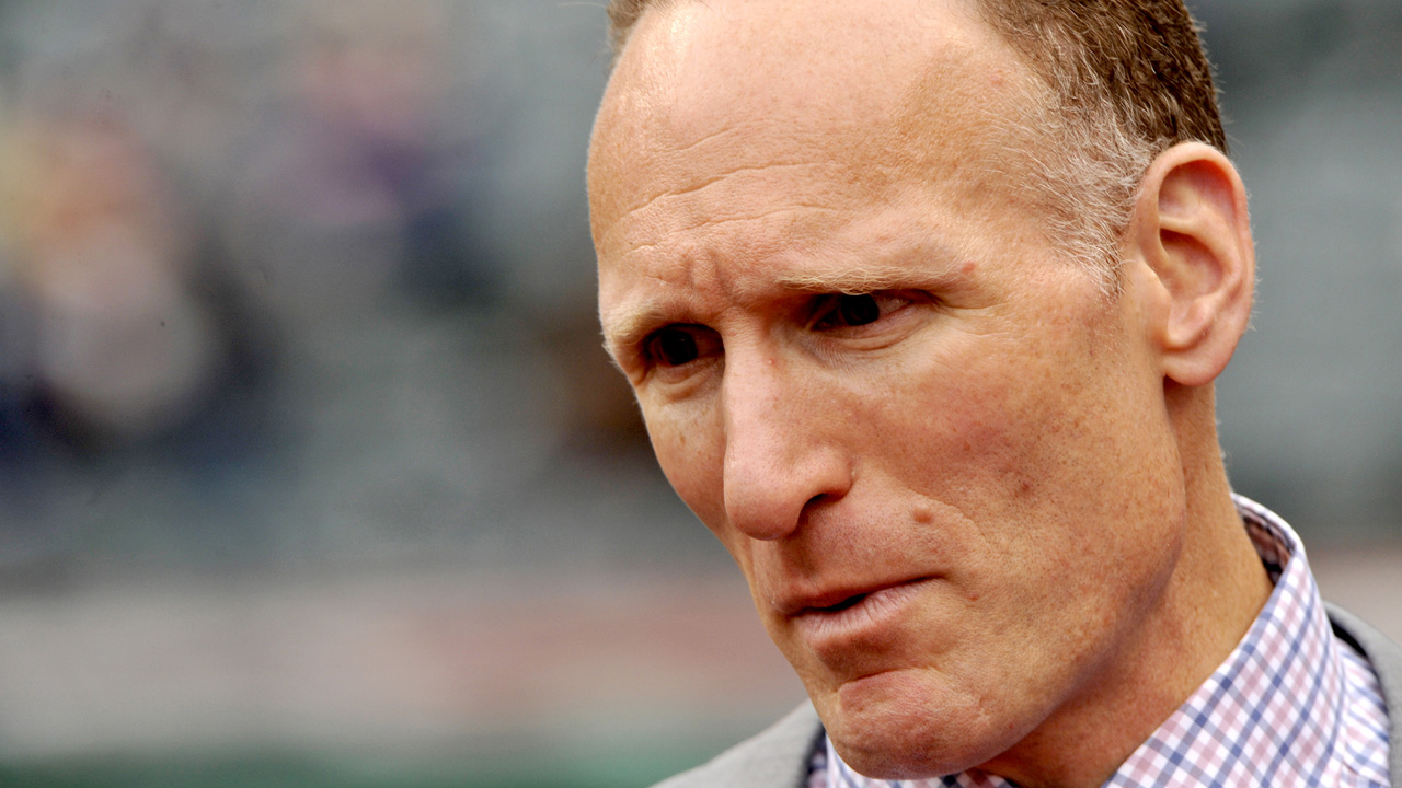 Mark Shapiro, Cleveland Indians president, will take over as the next president of the Blue Jays at the end of the season.