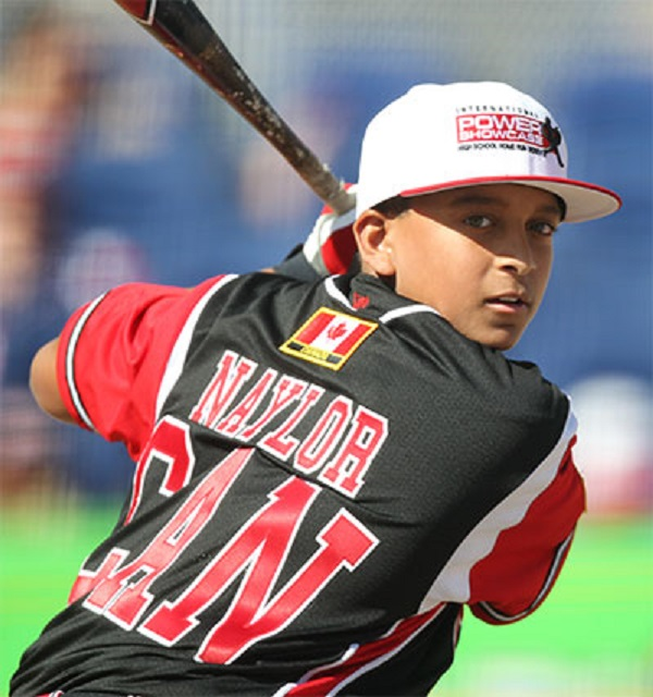 After appearing in the first two Tournament 12s, Josh Naylor has moved on to the Miami Marlins, but the family tradition continued last week with C-INF Noah Naylor (Mississauga, Ont.) taking part.