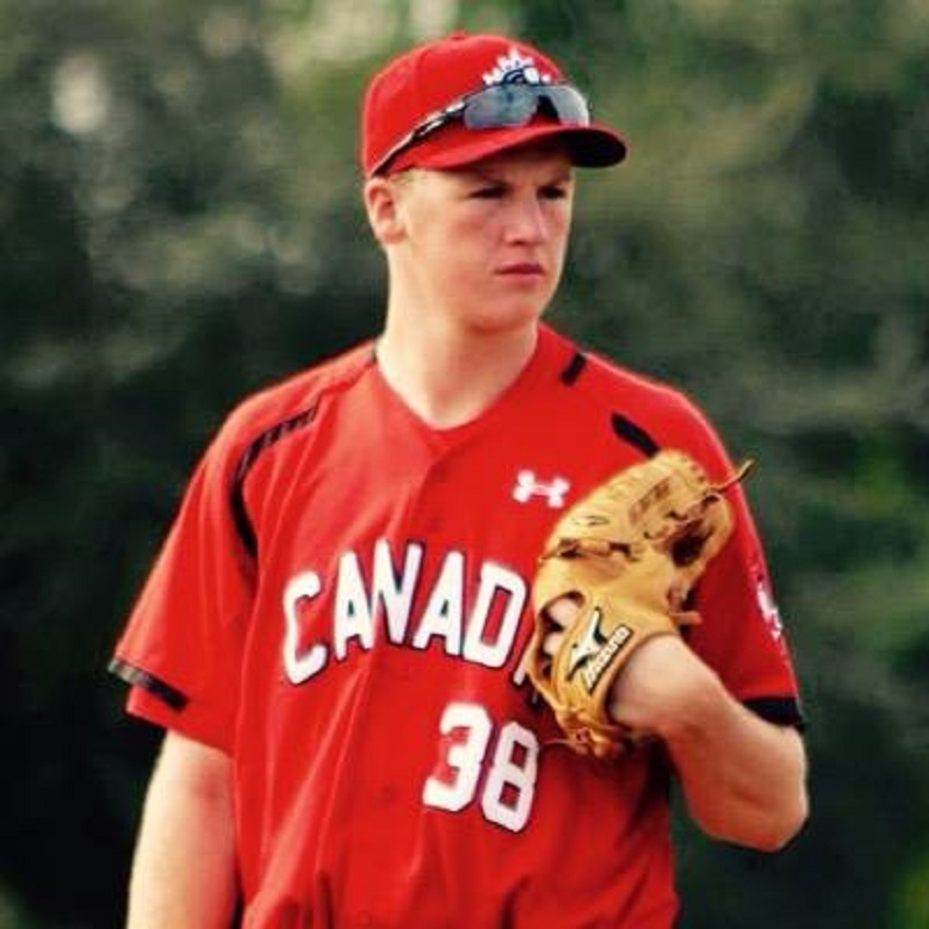 RHP Sam Turcotte (Toronto, Ont.) is one of 10 more Ontario Terriers off to school. He`s headed to the Stony Brook Seawolves.