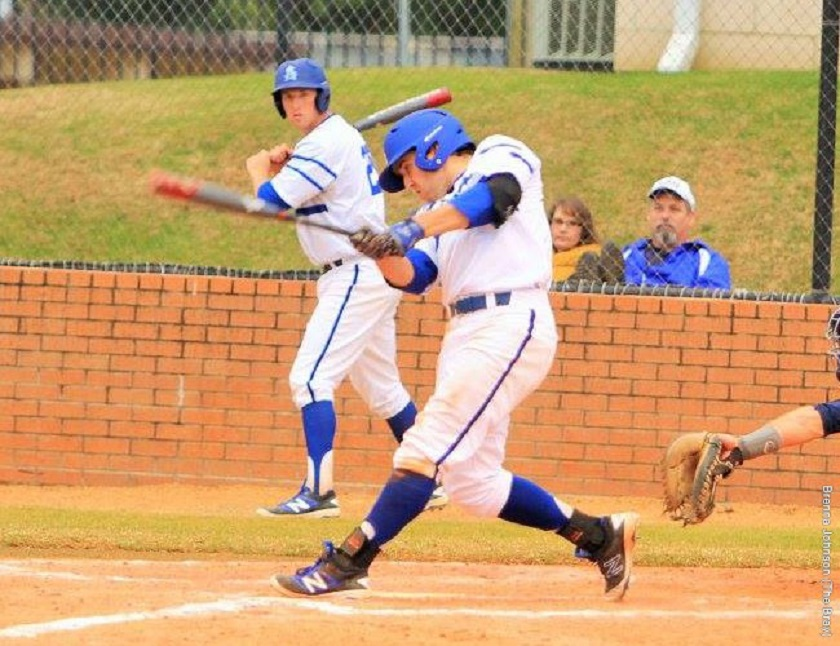 Billy Germaine (Aldergrove, BC) hit a two run home run in the bottom of the ninth giving his Southern Arkansas Muleriders a 4-3 win over the Central Missouri Mules.