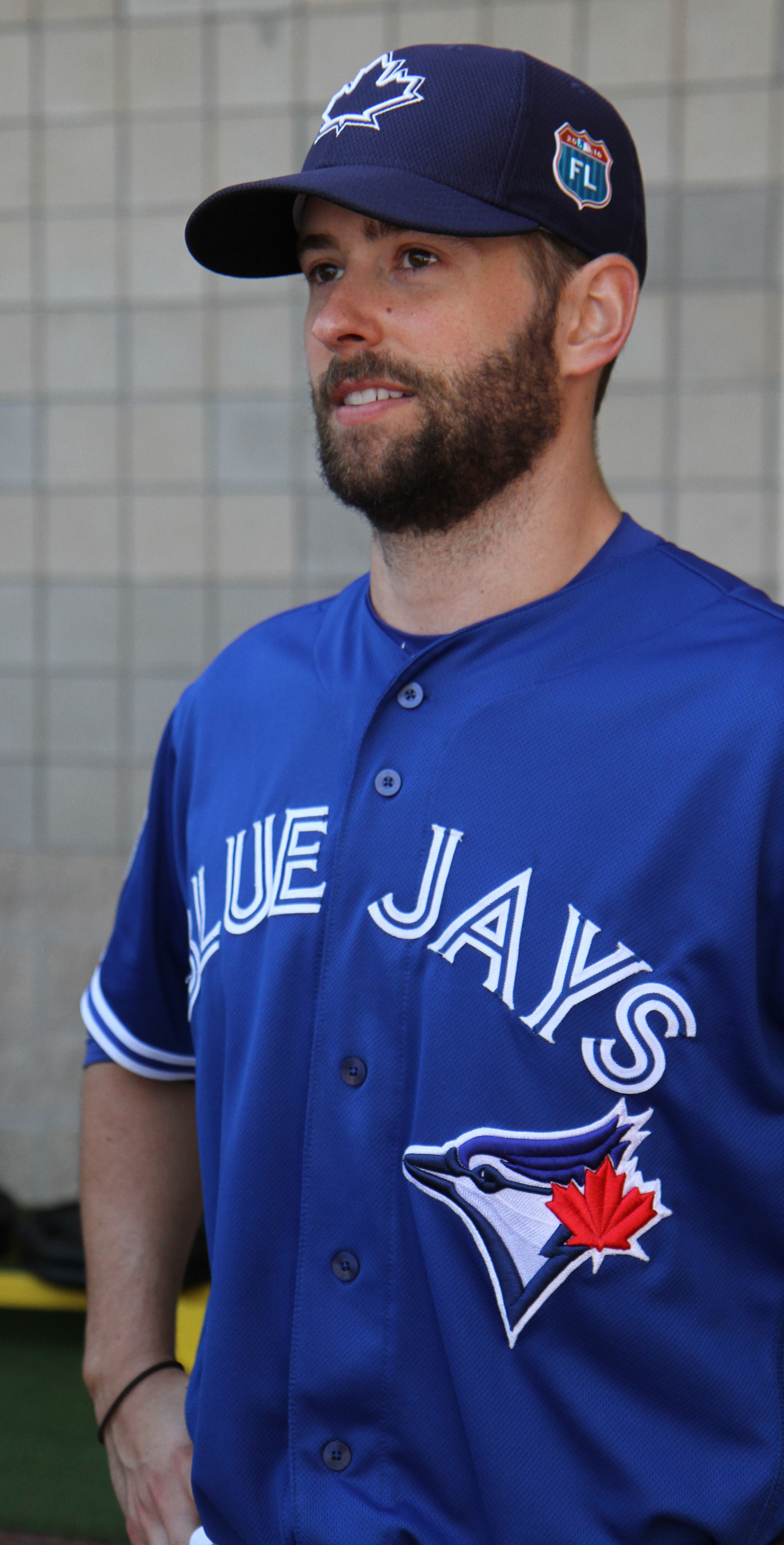 Scott Diamond will need a few things to break his way – most importantly, his curveball – to realize his dream of pitching for the Blue Jays this season. Photo:Derek Ritschel.