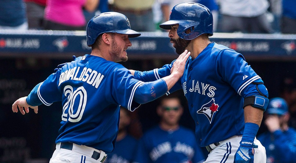 UNLIKE LAST SEASON, IT HASN'T JUST BEEN THE BLUE JAYS' OFFENCE KEEPING THE TEAM AFLOAT IN 2016 (PHOTO: SPORTSNET.CA)