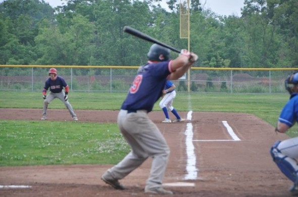Kevin Greer, who earned honorable mention honors in COBA Major League Player of the Week, consideration had a great showing at the plate hitting .500 and leading the Milton Red Sox to a 2-1 record.