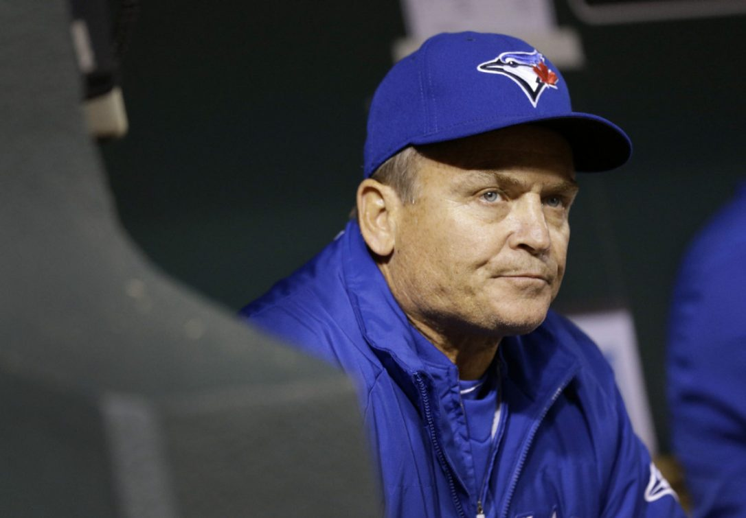 Blue Jays' manager John Gibbons is still searching for answers to his team's offensive woes (photo: Patrick Semansky / The Associated Press)