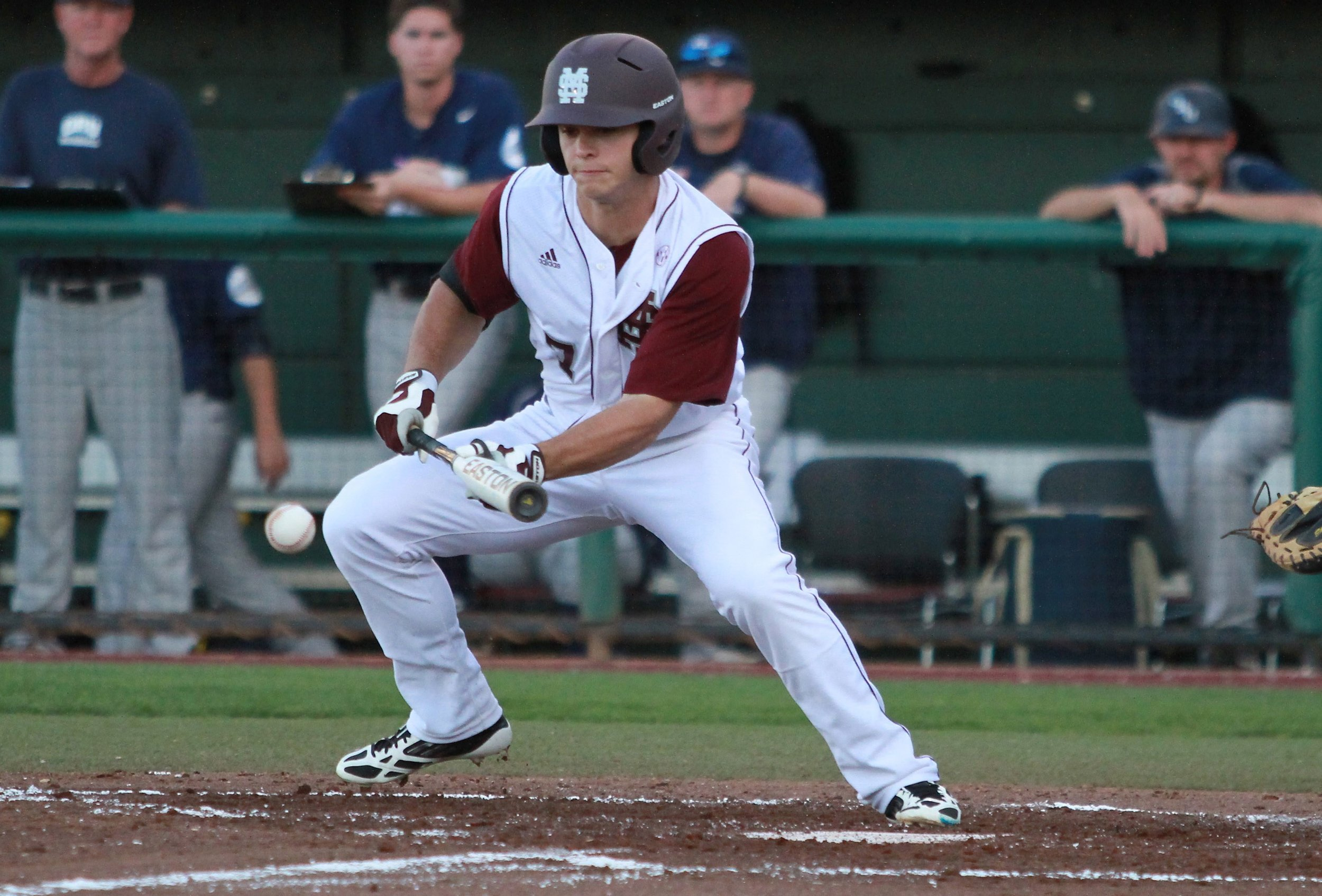OF Jacob Robson, Mississippi State