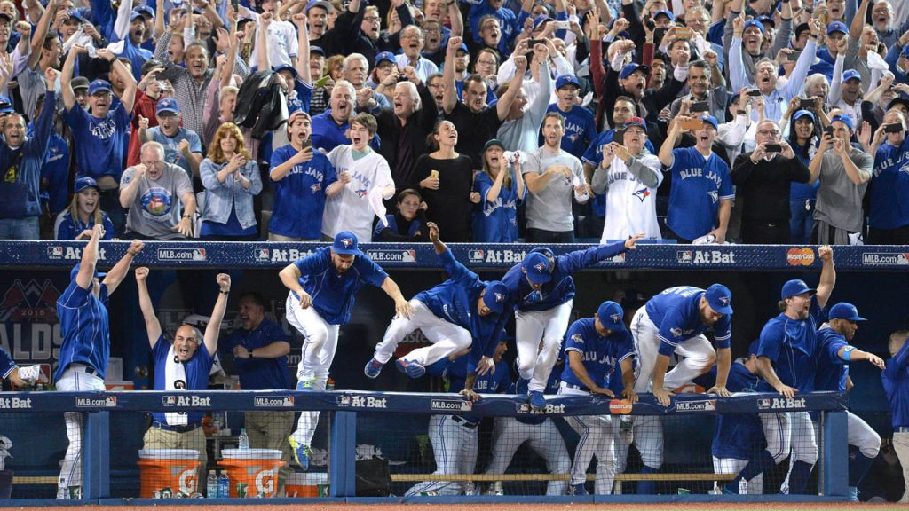 Will Blue Jays clear the outfield -- and dugout -- fences to celebrate in 2017?