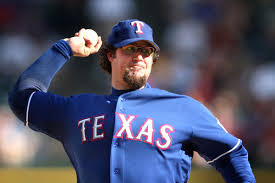 Former Cy Young award winner Eric Gagne (Mascouche, Que.) has joined the Texas Rangers as a pitching coach.