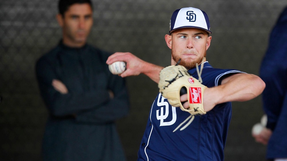 RHP Rowan Wick (North Vancouver, BC) was claimed by the San Diego Padres from the St. Louis Cardinals.