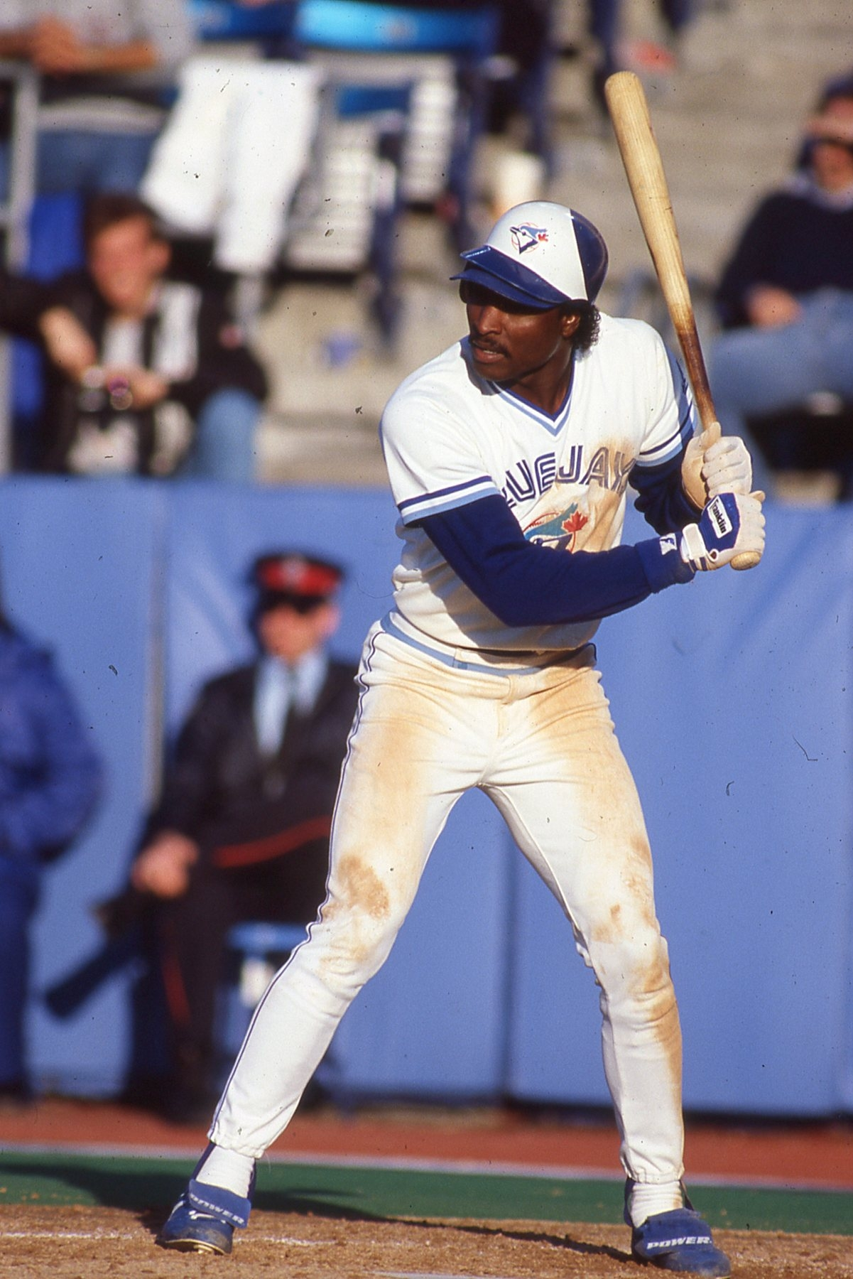 Toronto Blue Jays great Lloyd Moseby will be inducted into the Canadian Baseball Hall of Fame on Saturday. Photo Credit: Canadian Baseball Hall of Fame