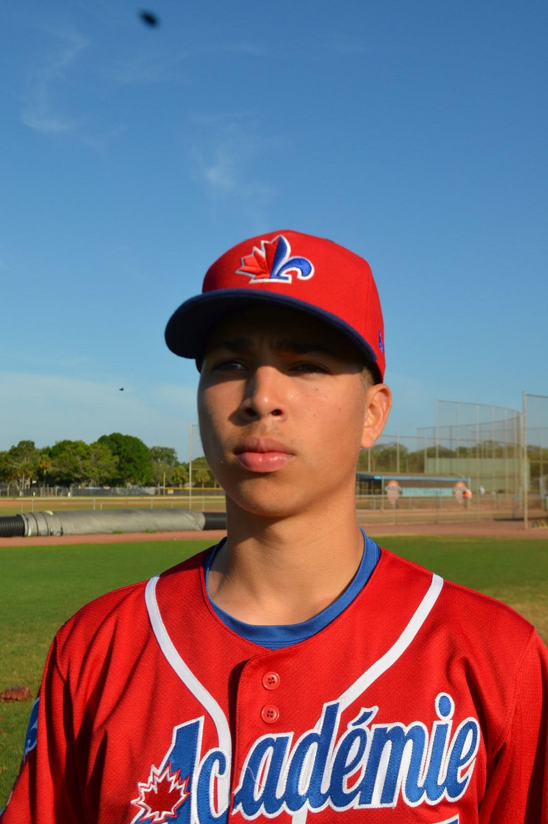 ABC INF Alfonso Villalobos (Kirkland, Que.) is back to lead Quebec. Photo: Tyler King.