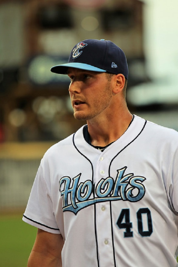 Ontario Nationals grad RHP Brock Dykxhoorn (Goderich, Ont.) pitched five innings for the win as the Fresno Gizzlies knocked off El Paso in the fifth and deciding game of the Pacific Coast League semi-final.