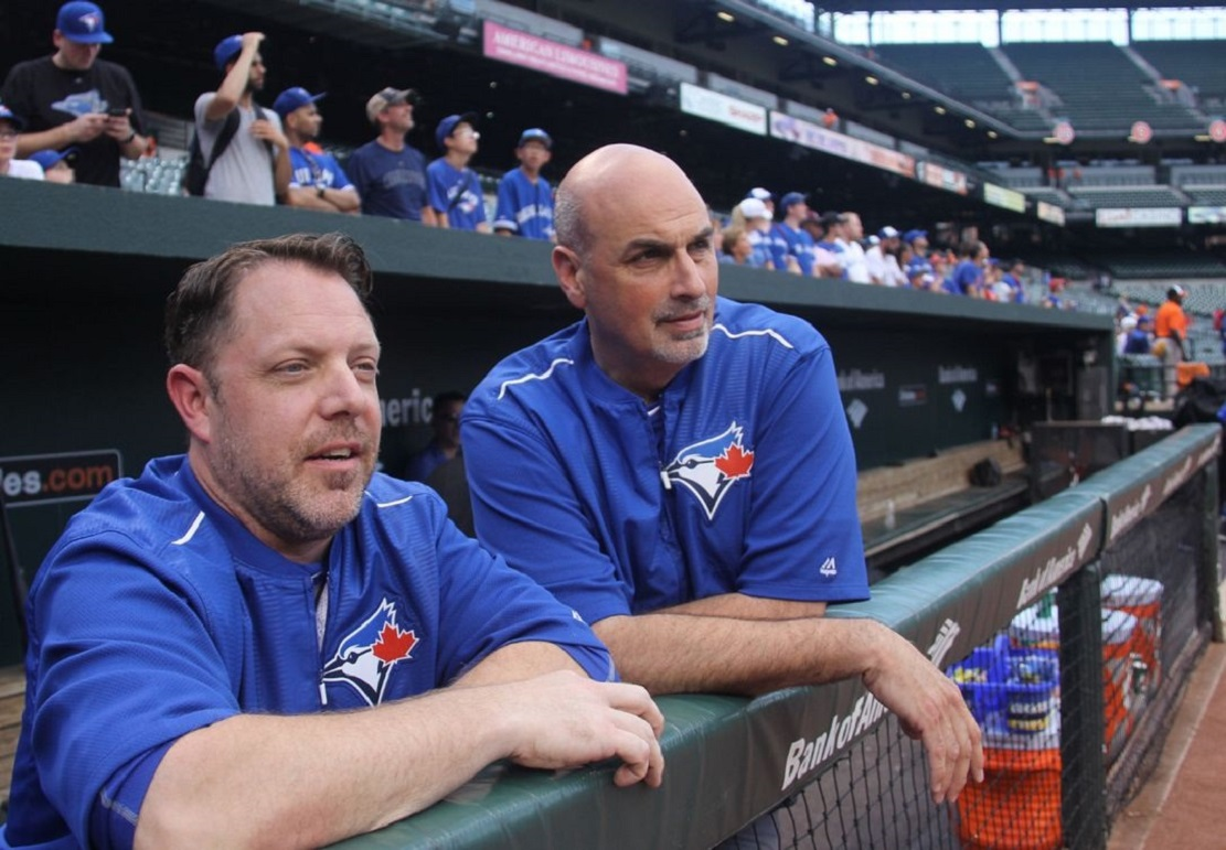 Free agent Josh Donaldson signed for the cash but an important factor were the trainers: Mike Frostad (Calgary, Alta.) and George Poulis, both former Blue Jays trainers.