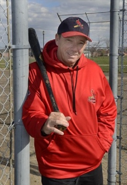 Dean Dicenzo (Hamilton East, Ont.) saved Intercounty League ball in the steel city and also coaches with the Ontario Terriers.