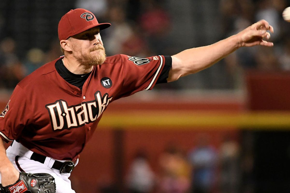 Veteran left-hander Jake Diekman might be a good fit for the Toronto Blue Jays bullpen in 2019.