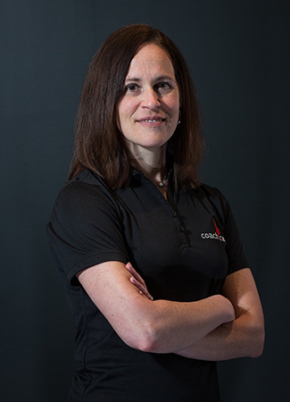 Isabelle Cayer (above) is the manager of diversity and inclusion for the Coaching Association of Canada (CAC).