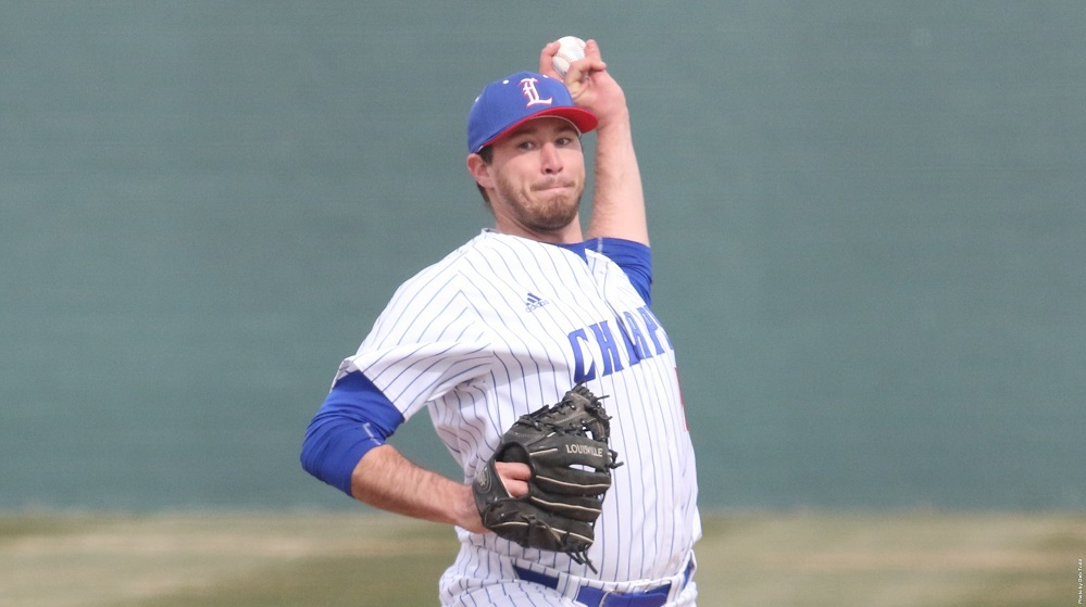 St. James A's alum Ryan Johnson (Winnipeg, Man.) tossed a complete game shutout and struck out 12 for Lubbock Christian.