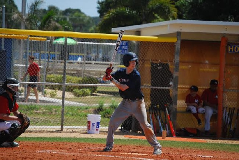 Ontario Terriers alum Ryan O'Halloran (Mississauga, Ont.) had two multi-hit games for Orange Coast College.