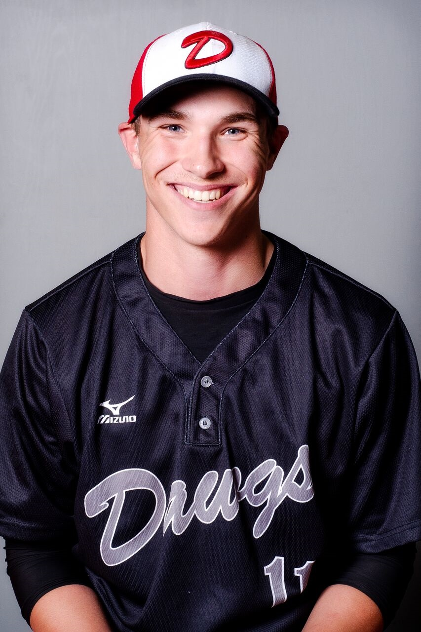 Okotok Dawgs alum Tyler McWillie (Okotoks, Alta.) had six hits and seven RBIs for Colby Community College this past week.