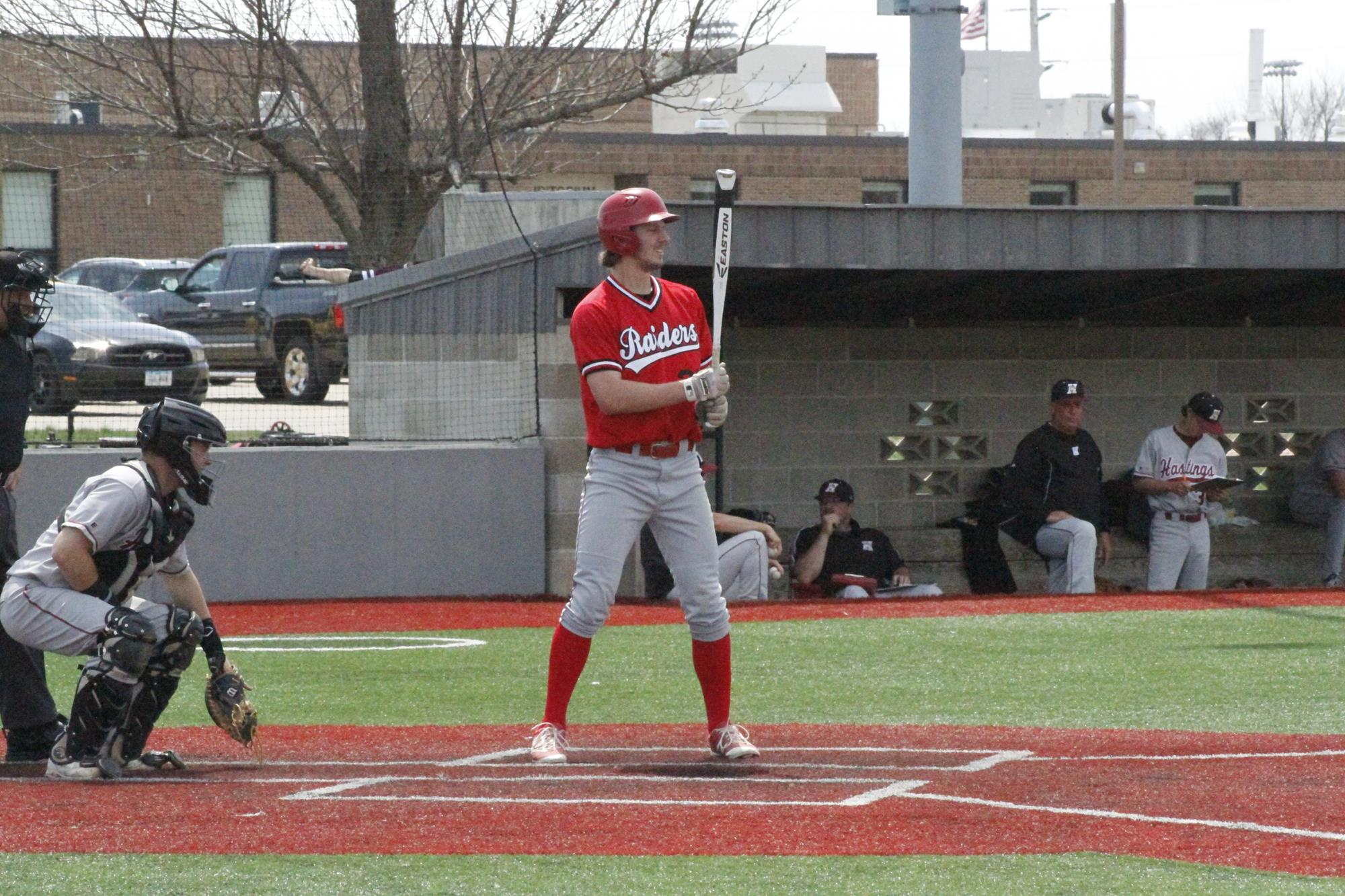 Fraser Valley Baseball Academy grad Colton Harold (Abbotsford, BC) had six hits in four games for Northwestern College during the past week.