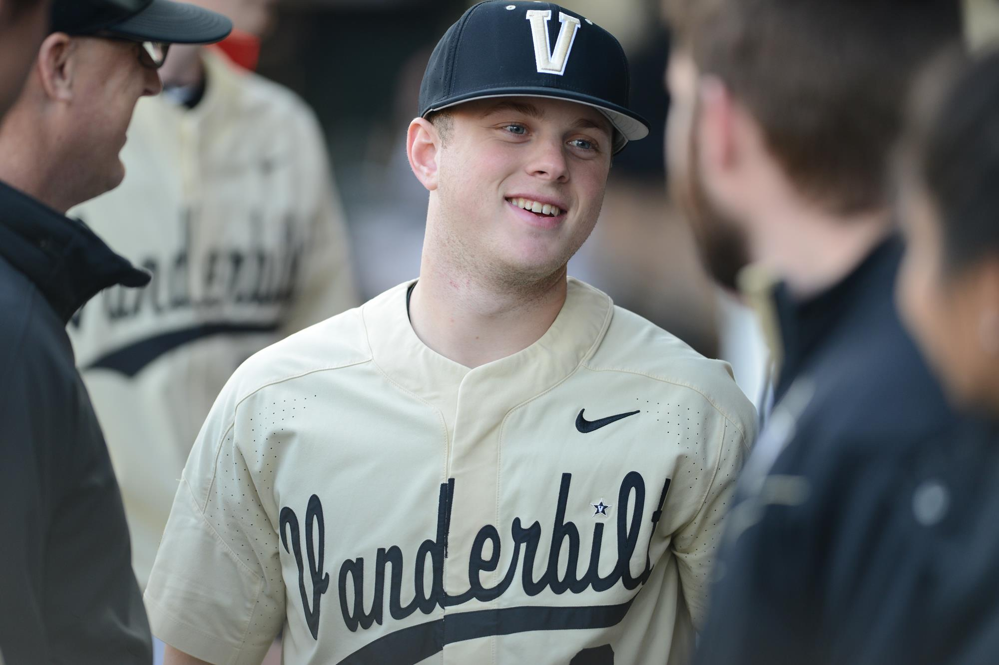 Ontario Blue Jays alum Cooper Davis (Mississauga, Ont.) had six hits in three games for the Vanderbilt Commodores.