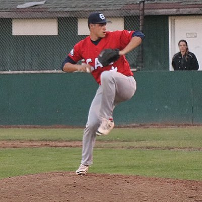 Victoria Mariners alum Jacob Potter (Victoria, BC) threw a complete game (five innings) for the Galveston Whitecaps to lead them to a 4-1 win.