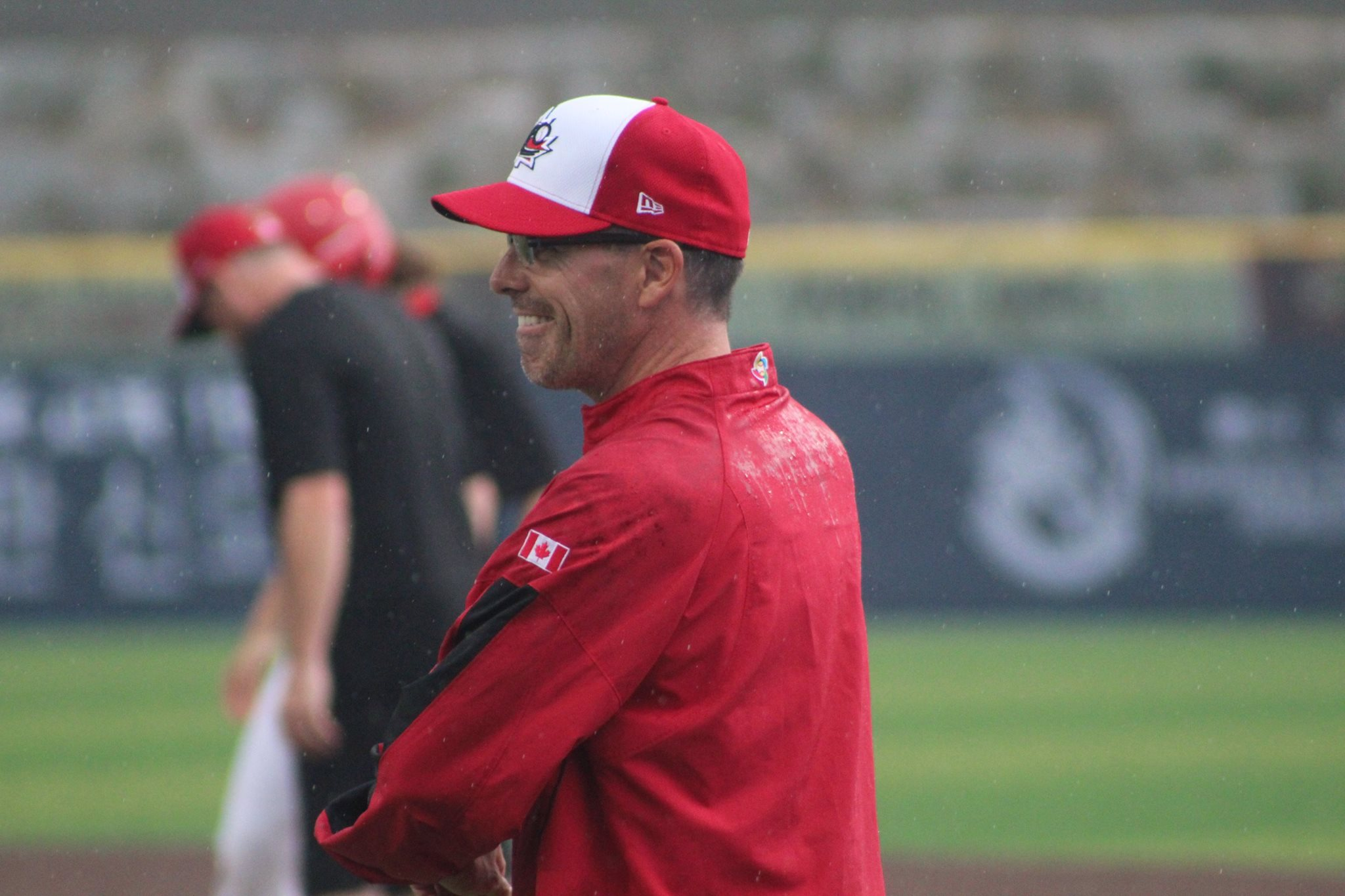 """Canadian national women's team general manager Andre Lachance recently shared his thoughts about """"corporate speak"""" in baseball with the Canadian Baseball Network. Photo: Baseball Canada"""