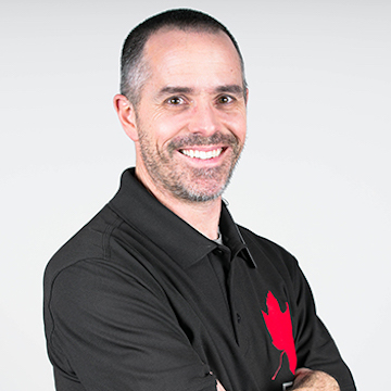 Andre Lachance, general manager of the Canadian women's national team