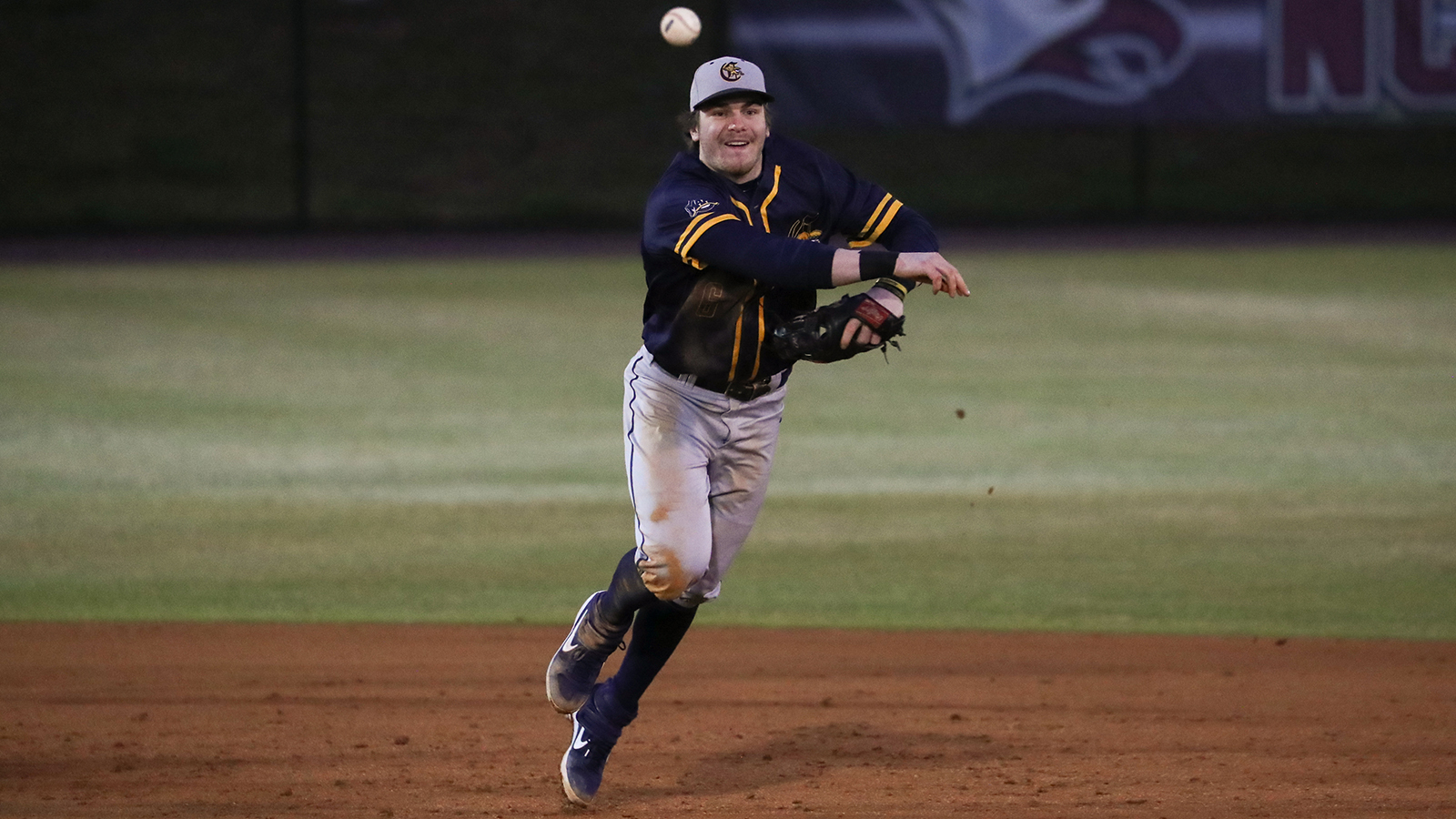 Ontario Blue Jays grad Conner Morro (Cheltenham, Ont.) went 6-for-19 (.316 batting average) for the Canisius Golden Griffins. Photo: Canisius Athletics