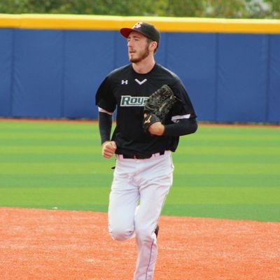 North Shore Twins grad Finn Kaczmarowski (Vancouver, B.C.) didn't allow an earned run in seven innings for Douglas College. Photo: Twitter