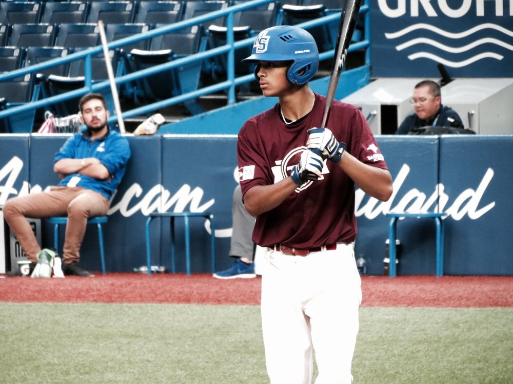 Okotoks Dawgs alum Micah McDowell (Coldbrook, N.S.) had a strong showing for Atlantic Maroon in 2017 and earned Tournament 12 MVP honors.