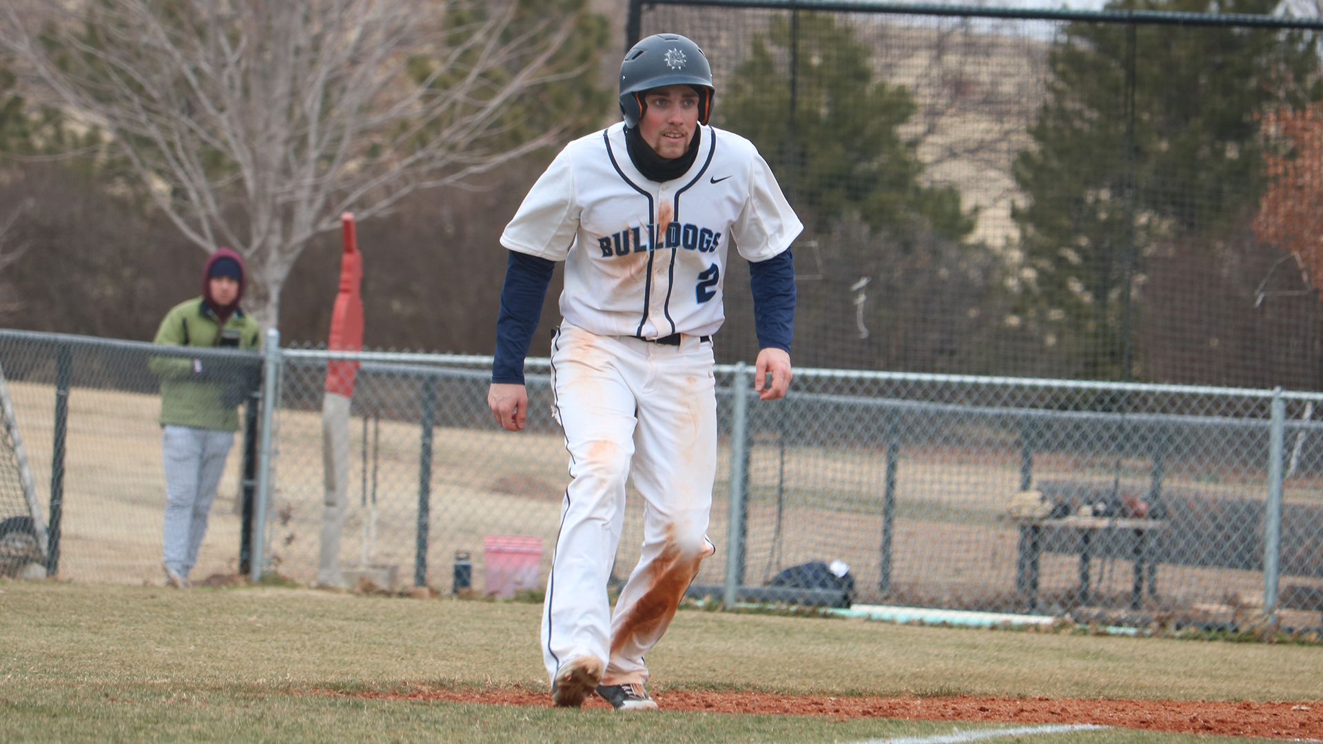 Alex Bedard (Levis, Que.) had five hits - including three doubles and a triple - in three games for the Southwestern Oklahoma State Bulldogs. Photo: Southwestern Oklahoma State University Athletics