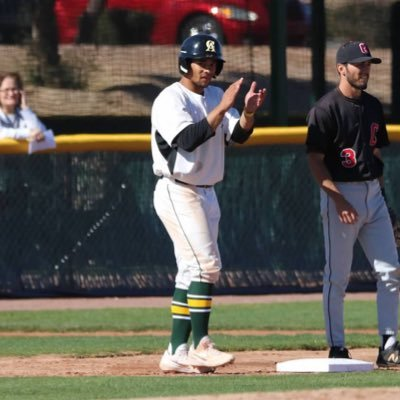 Okotoks Dawgs Academy grad Clayton Keyes (Calgary, Alta.) had four hits, three RBI and two runs in four games for Central Arizona. Photo: Twitter