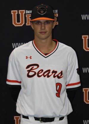 Regina Red Sox alum Luke Lubinicki (Regina, Sask.) went 8-for-20 (.400 batting average) for the Pikeville Bears. Photo: Pikeville Bears Athletics