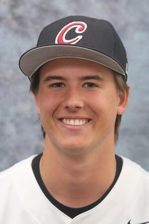 White Rocks Tritons alum Jason Hill (Surrey, BC) had eight hits and batted .667 in four games for the Central Washington Wildcats. Photo: Central Washington Athletics